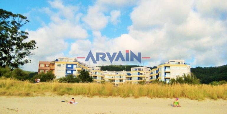 vista de la urbanización, desde la playa (2)
